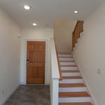 Front Door Entry & Stairway