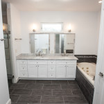 Bambu Nero Bathroom Tile