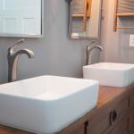 Dual Bath Sinks