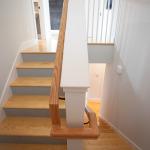 Pine Stair Case
