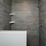 We Love the Tile in this Guest Shower