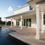 Tremron Paver Pool Patio