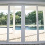 Double Bi-pass Sliding Glass Doors
